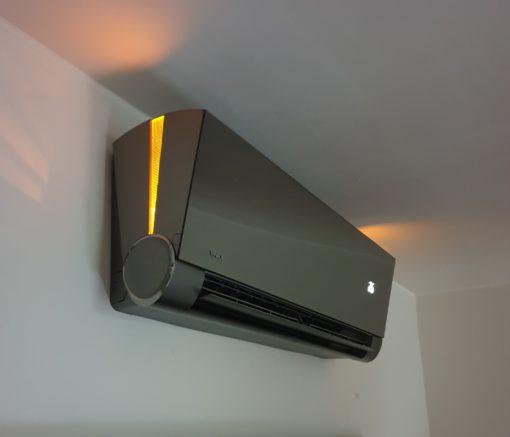 Vivax ilmalämpöpumppu lämmityskäyttöön